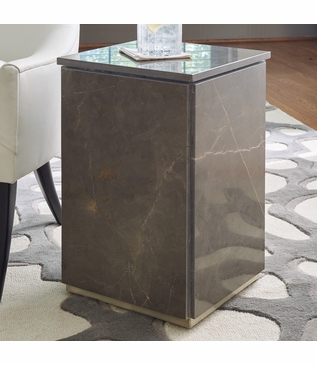 Plaza Marble Side Table