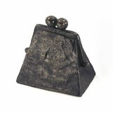 Pocketbook Bronze Sculpture