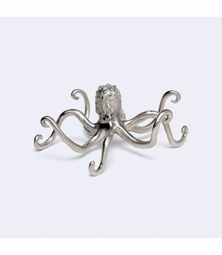 Pulpo Object | Pewter