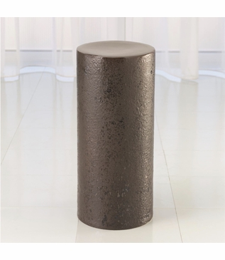 Quarry Bronze Side Table | Round