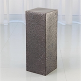 Quarry Bronze Side Table | Square