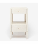 """Rainey Side Table - 32""""H 