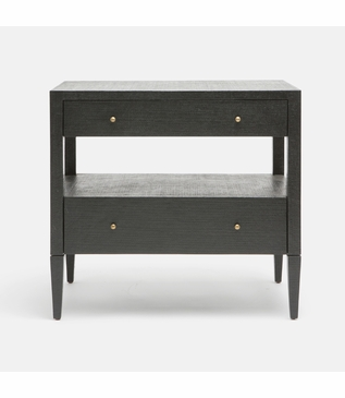 "Rainey Wide Side Table - 28""H 
