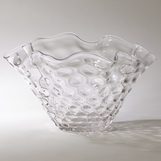 Ripples Glass Bowl