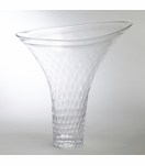 Ripples Glass Vase | Large
