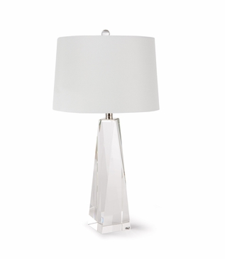 Rivera Crystal Table Lamp