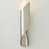 Rizzo Wall Sconce | Vintage Nickel