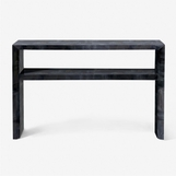 "Robertson ""Horn"" Console Tables 