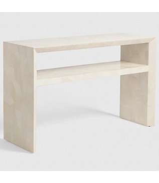 """Robertson """"Horn"""" Console Tables 