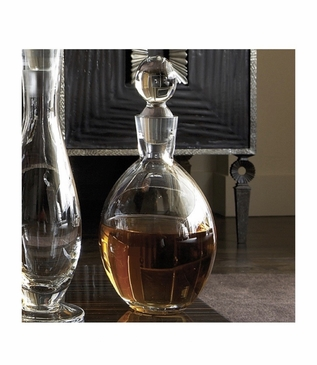Robin Glass Decanter