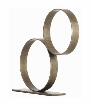 Rotunda Sculpture | Brass
