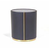 Royce Cabinet Side Table | Black