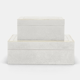 "Ruka ""Shagreen"" Boxes 