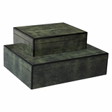 Rutger Lacquered Boxes Set