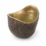 Ruvido Metal Bowl | Brass