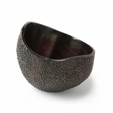 Ruvido Metal Bowl | Bronze