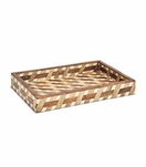 Rycroft Wood & Bone Tray
