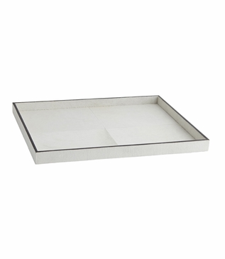 Ryder White Hide Tray