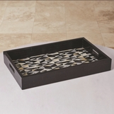 Saldo Geometric Patterned Tray