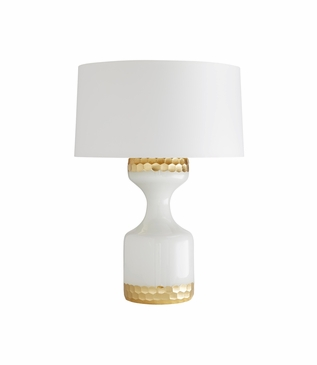 Samantha Glass Table Lamp