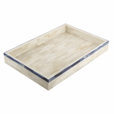 Sandu Bone Tray | Blue