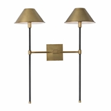 Santiago Double Sconce