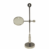 Scope Standing Magnifier | Nickel