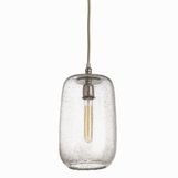 Seamus Glass Pendant | Rectangle