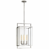 Selby Small Pendant | Nickel
