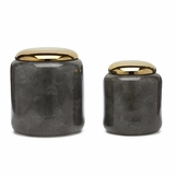 "Matira ""Shagreen"" Jar Set"
