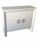 Sherman Cabinet, Painted