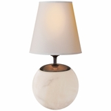 Sherri Large Accent Lamp | Alabaster