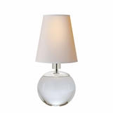 Sherri Tiny Accent Lamp | Crystal