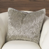 Shimmy Fringe Pillow