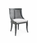 Sidwell Dining Chair   Grey