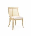 Sidwell Dining Chair   Natural