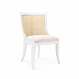 Sidwell Dining Chair | White