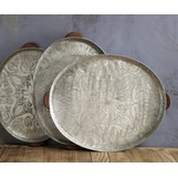 Sierra Oval Trays Set