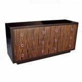 Simon Dresser, Stained w/Macassar Fronts