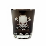 Skull & Crossbones DOF Glasses | Set of 6