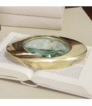 Sleuth Magnifying Glass | Brass