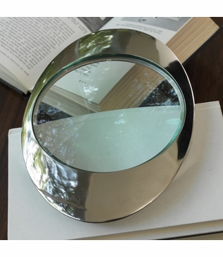 Sleuth Magnifying Glass | Nickel