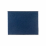 Spano Leather Desk Blotter | Dark Blue