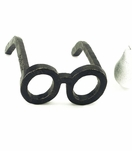 Spectacles Bronze Sculpture | Waldo