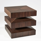 Strato Stacked Side Table