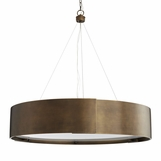 Stanzler Grand Chandelier | Brass