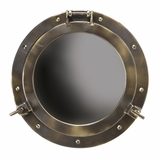 Starboard Bronze Wall Mirrors