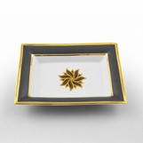 Stellar Small Tray | Grey & Gold