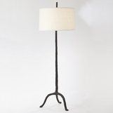 Stickler Iron Floor Lamp