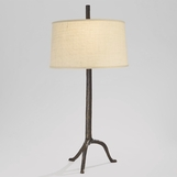 Stickler Iron Table Lamp
